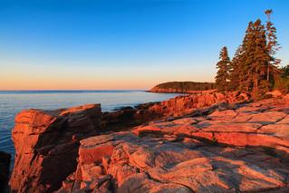 Acadian Sunrise