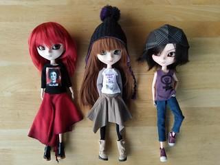 Alison, Maggie y Sam | by Lunalila1