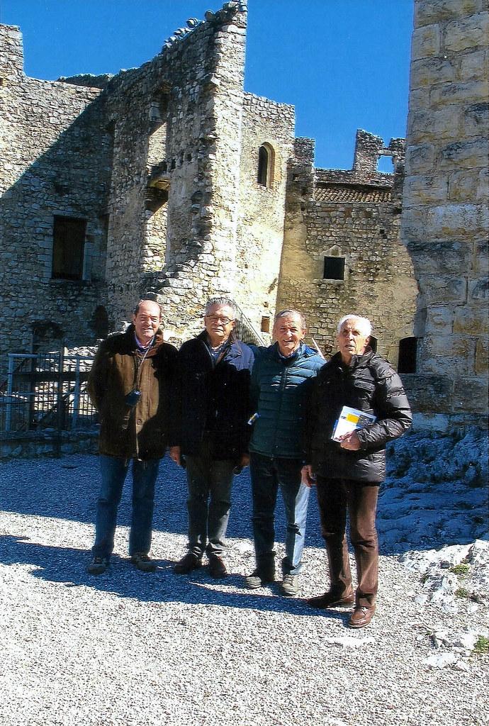 2019 - Incontro presidenti Alto Adige-Trentino a Drena