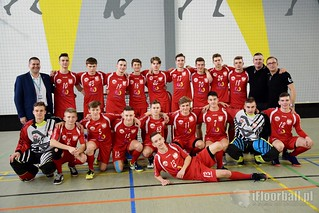 2019 MU19 Polish Cup POL-SUI_4 | by IFF_Floorball