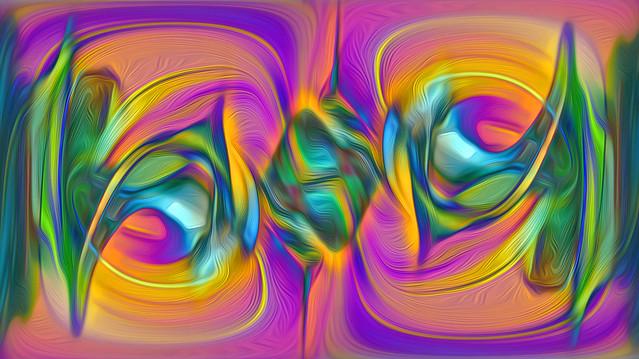 Bildschichten Orangenschalen 01q Flower Close Up