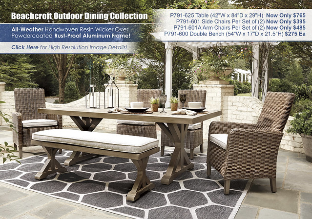 Beachcroft Outdoor Dining Collection_P791-625-601(2)-601A(2)-600
