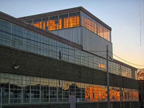 missouri northkansascity claycounty warehouse afternoon evening sunset 2017 november november2017 usa
