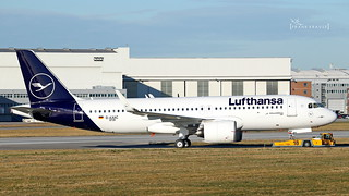D-AINU Lufthansa Airbus A320-271N cn 8728 (D-AXAC) | by thule100