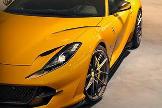 """2019 NOVITEC """"Ferrari"""" 812 Superfast"""