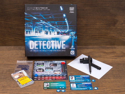 Detective   by Doctor Meeple