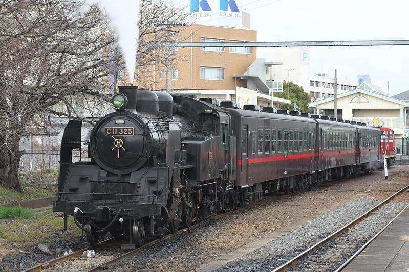 茨城ウエスタン鉄道の旅