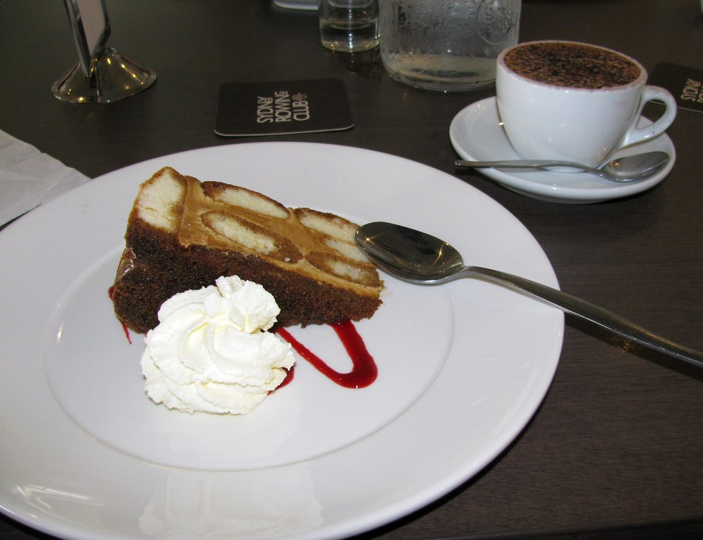 Cake, Sydney Rowing Club, Abbotsford, Sydney, NSW.