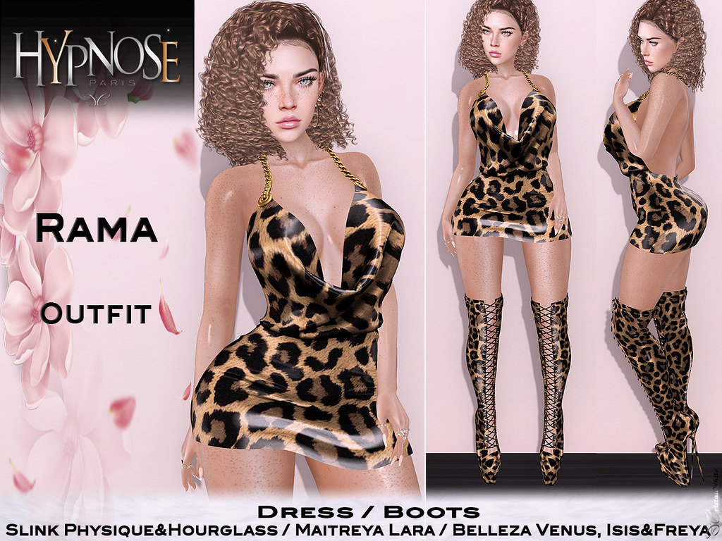 HYPNOSE – RAMA OUTFIT