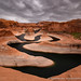 Reflection Canyon in Low Water by David Swindler (ActionPhotoTours.com)
