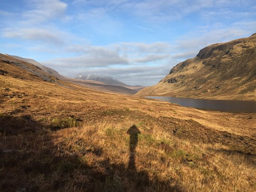 An Teallach and Loch an Nid | by malky_c