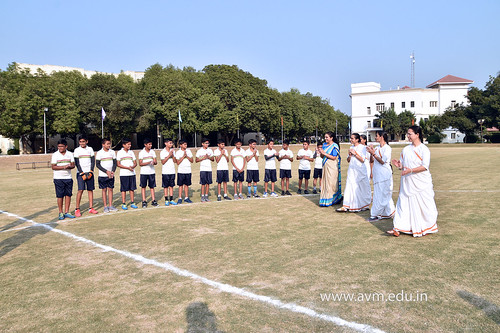 Inter House Football Competition 2018-19 6 (3) | by Atmiya Vidya Mandir