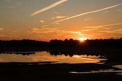 sunset dwingelerveld
