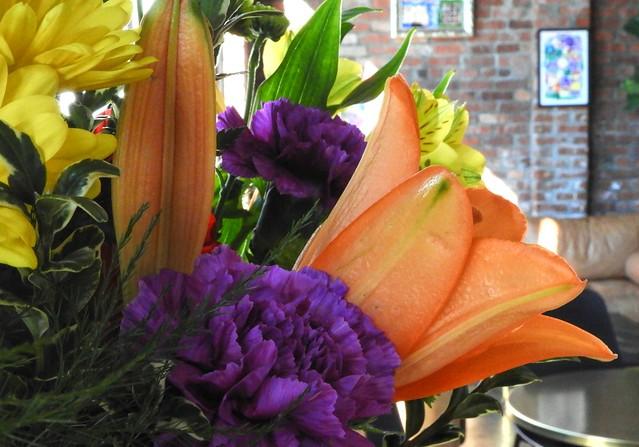 Coffee Shop Floral