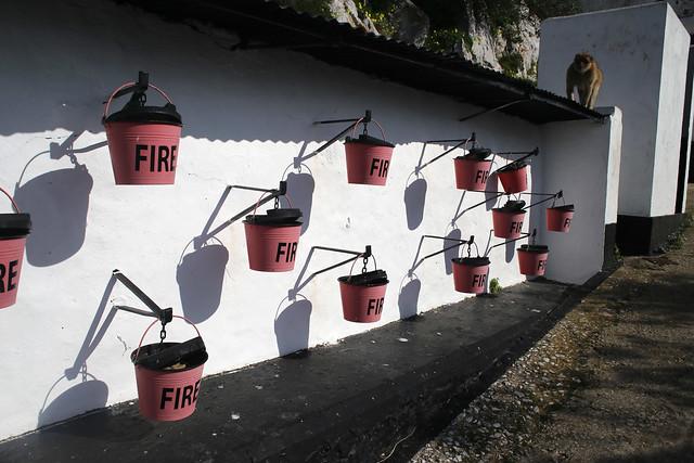 Fire!  O'Hara's Battery, Gibraltar