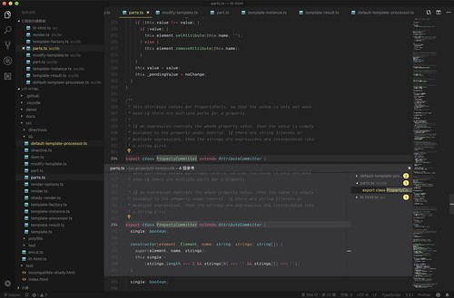 VSCode peek window | by othree