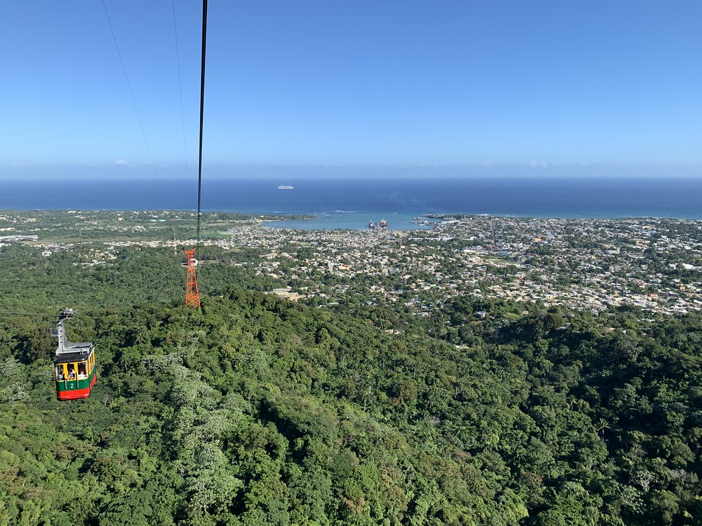 Puerto Plata, Dominican Republic, January 2019