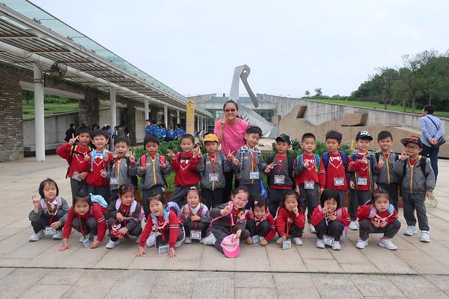 2019-03-27 低班參觀濕地公園