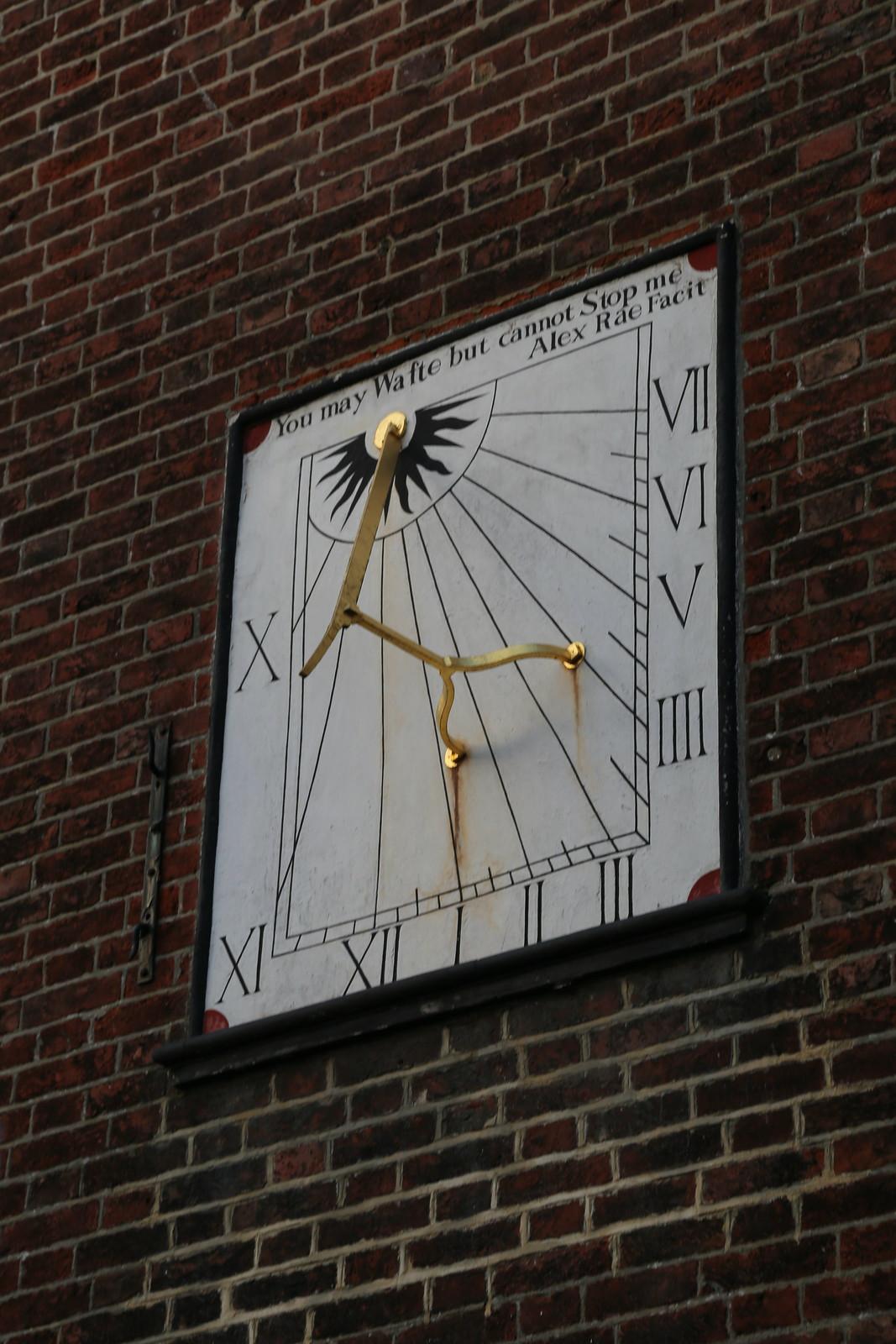 Sundial - Tunbridge Wells
