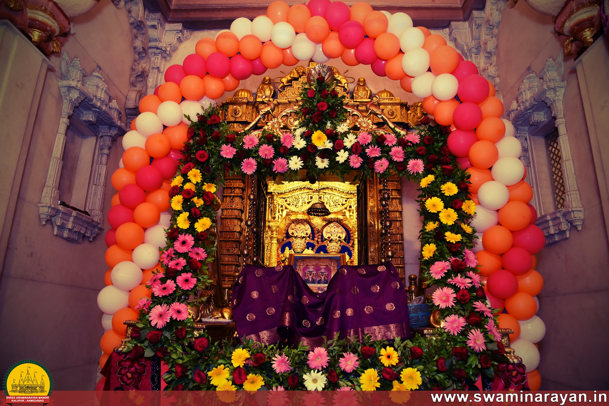 Shree Swaminarayan Jayanti - Kalupur