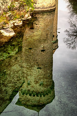 Chillon in water