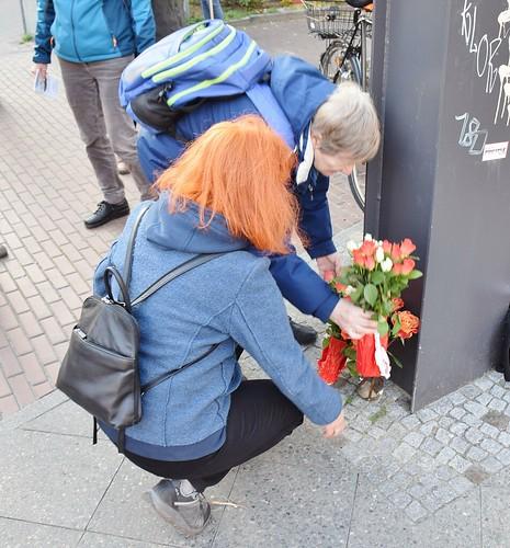 09.04.19: Gedenken der NaturFreunde Berlin für Georg Elser | by UweHiksch