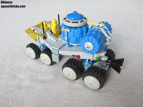 Space truck p3