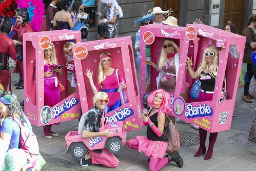 Carnaval de día Vegueta