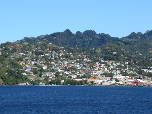 Kingstown, Saint Vincent