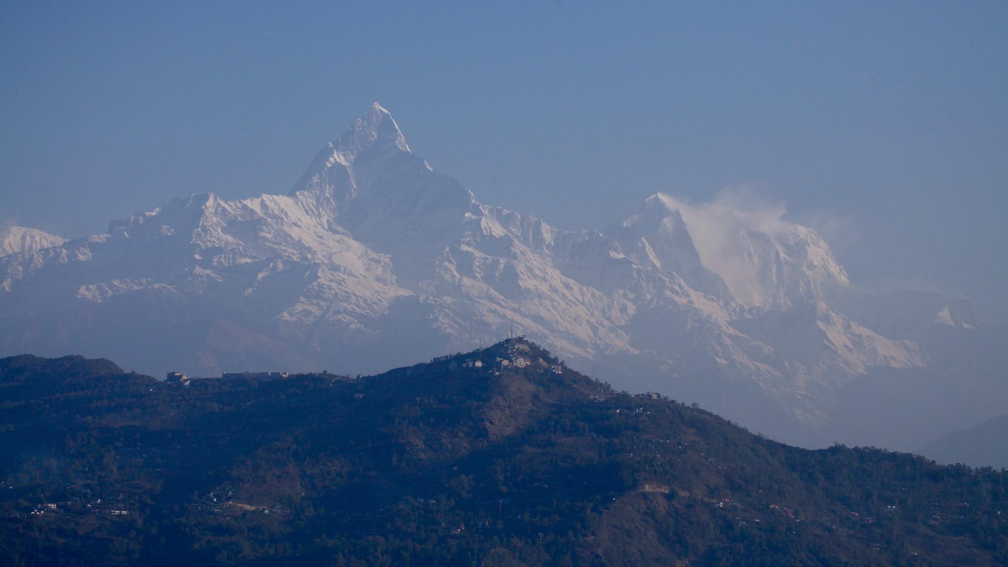 Nepal Muktinath