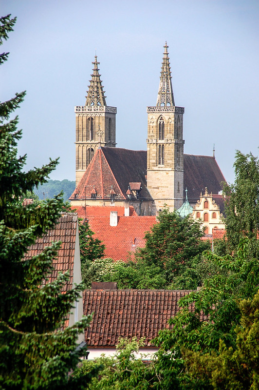 羅騰堡的建築 5