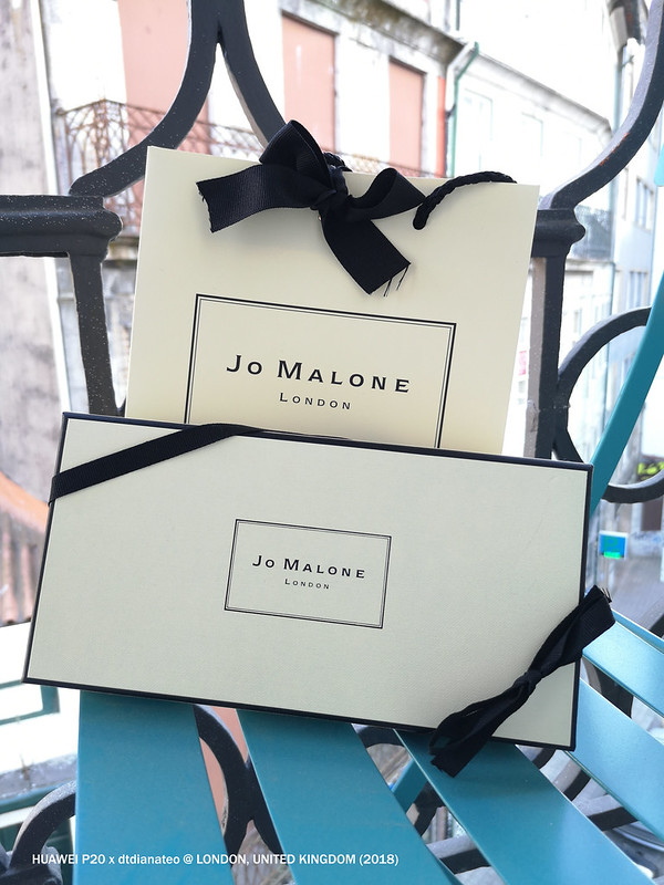 Jo Malone Travel Package