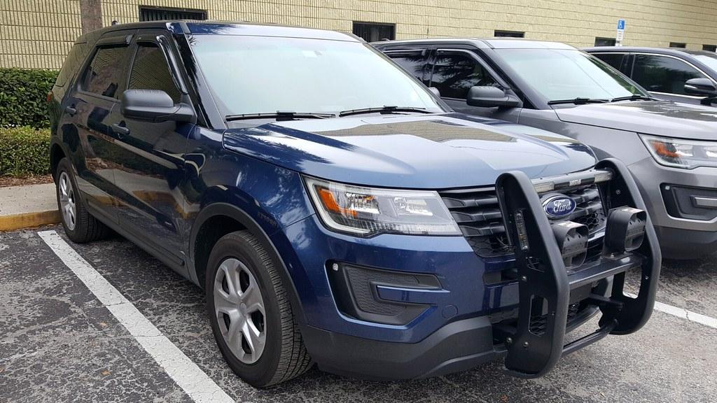 Florida Highway Patrol Traffic >> Florida Highway Patrol Fhp Ford Police Interceptor Utili