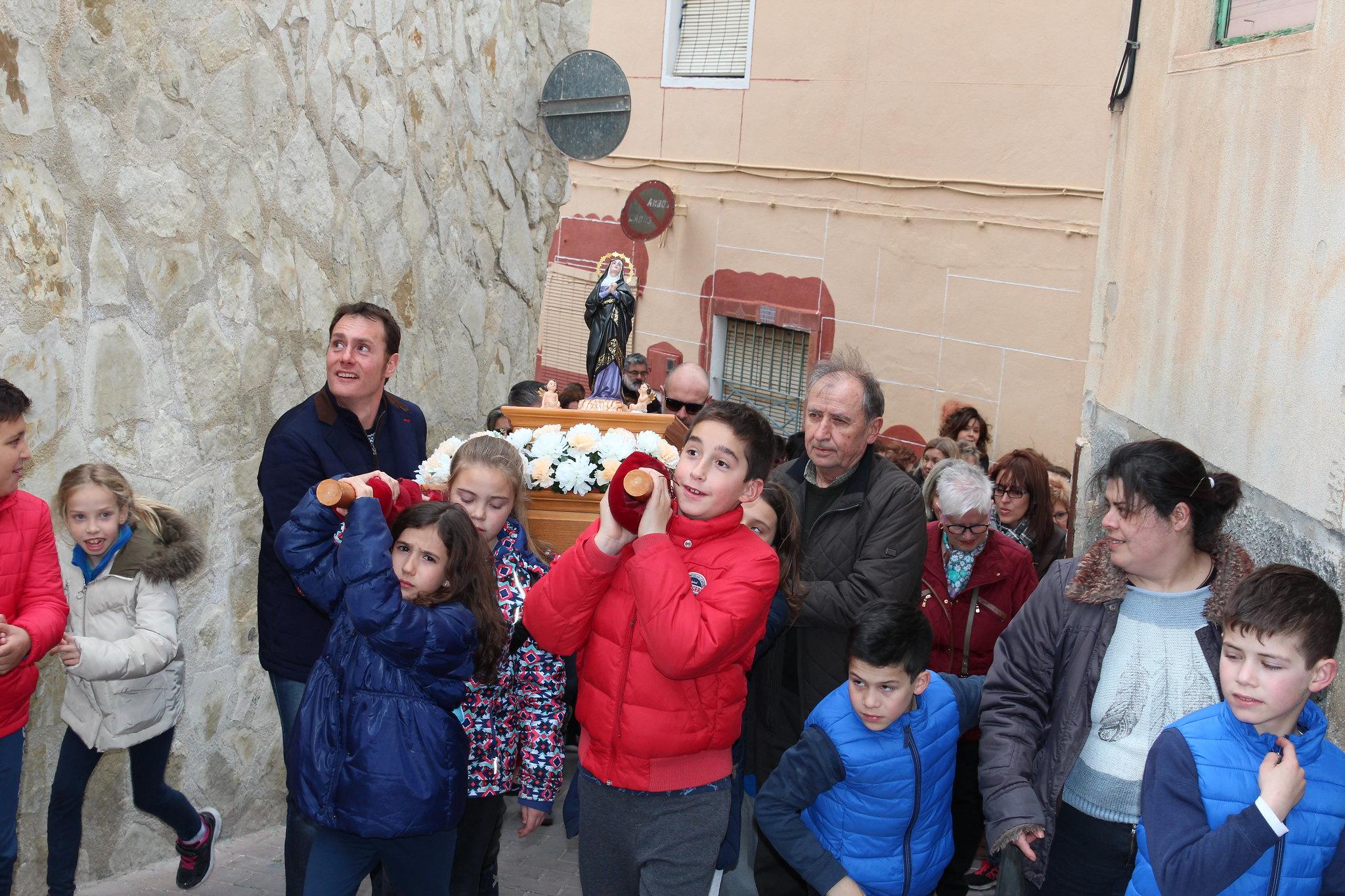 (2018-03-23) II Vía Crucis Infantil (Antonio José Verdú Navarro) (32)