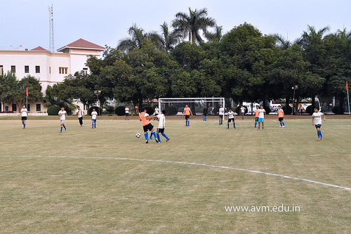 Inter House Football Competition 2018-19 7 (15) | by Atmiya Vidya Mandir