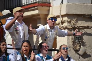 Lunes de Coros del Carnaval de Cádiz 2019