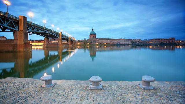 La Garone - Toulouse