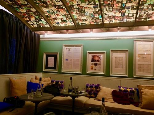Absolut tasting room   by DarleneEats