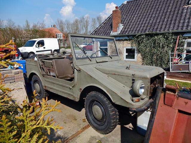 DKW/Auto Union Munga 1963 (N3697)