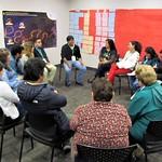 Algunas fotografías de la primera jornada de trabajo del seminario realizado en Lima el 11 y 12 de septiembre de 2018. Más de 100 participantes de 6 países amazónicos han intercambiado experiencias, casos exitosos y aprendizajes en la gestión integrada de áreas protegidas en el bioma amazónico.