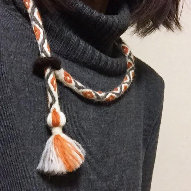 Andean weaving