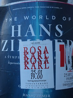 The World of Hans, Rosa & Karl