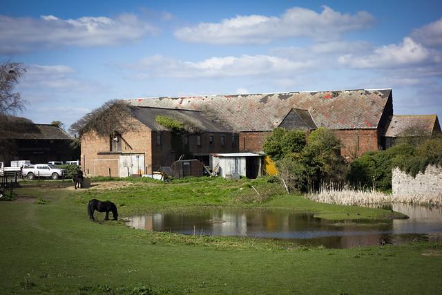 Howbury Tithe Barn, Slade Green