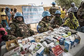 Bangladesh Long range patrol | by Mission de l'ONU au Mali - UN Mission in Mali
