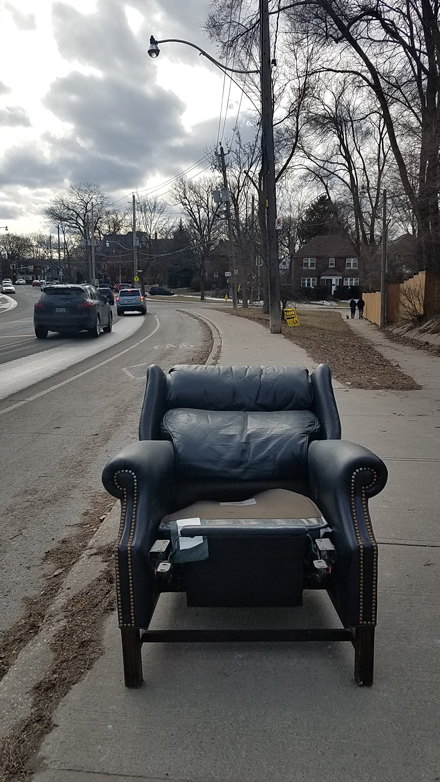 Roadside Lounge Chair