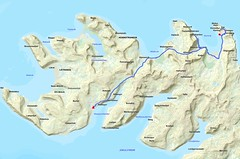 Hornstrandir Full Route