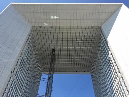 Grande Arche de la Défense | by diamond geezer