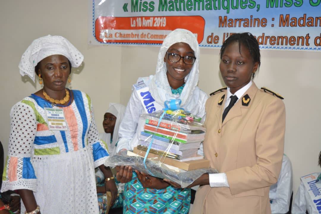 Miss Mathématiques et Sciences à Matam (10)