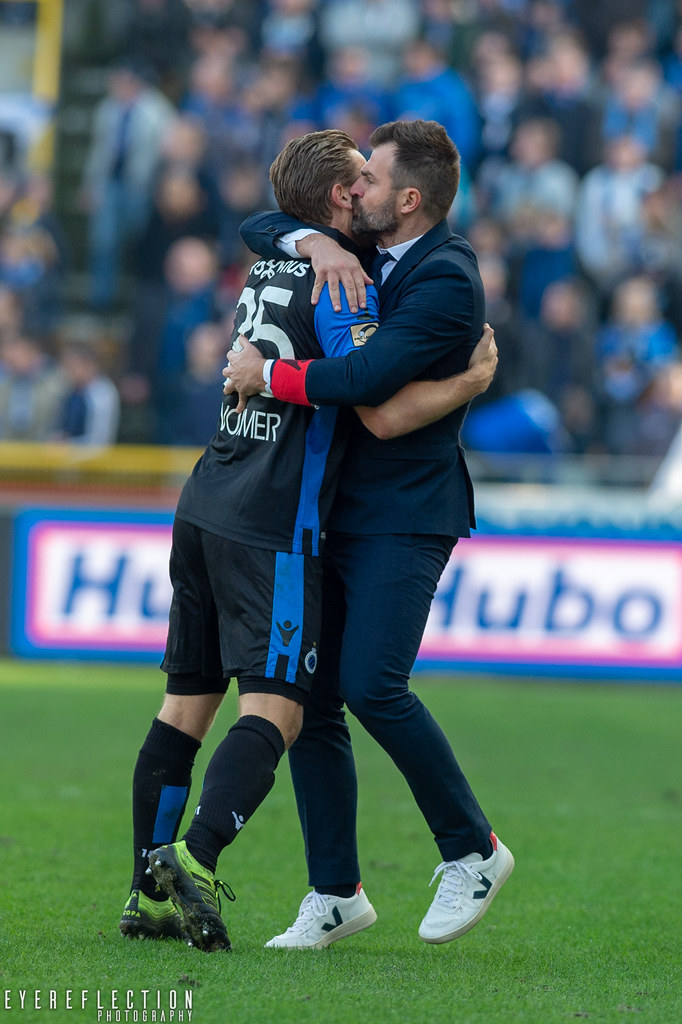 Club Brugge - Racing Genk 3-1 | Club Brugge | Flickr