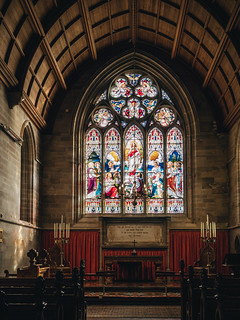 Haddo House - chapel-2 | by Macaroons